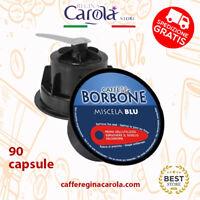 90 Cialde Capsule Caffè Borbone blu 100% Compatibili Dolce Gusto Nescafè