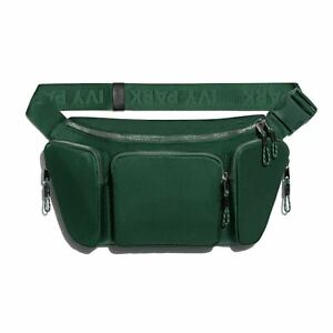 BEYONCE Ivy Park x Adidas Oversized Fanny Bag green Ready To ship