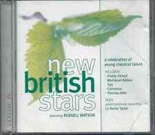 NEW BRITISH STARS: CLASSIC FM CD (2001) FREDDY KEMPF, RUSSELL WATSON, CANTAMUS