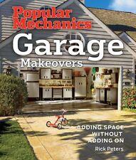 Popular Mechanics Garage Makeovers: Adding Space W