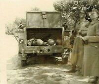 WW 2  Beobachter des Luftangriffes auf Smolensk 1941