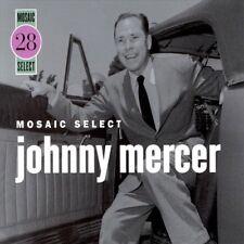 JOHNNY MERCER - MOSAIC SELECT: JOHNNY MERCER MOSAIC SELECT #28 BOX SET [NEW]