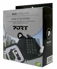 Port Designs Naos Reise Packung Notebook Zubehör Num Tastenfeld Maus 4 Port USB