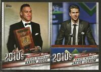 2020 Topps Series 1 Decades Best Complete Your Set - U Pick