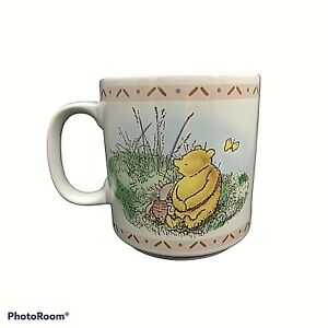 Classic Pooh Mug In Disney Mugs Glasses 1968 Now For Sale Ebay