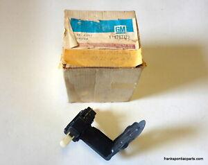 1967-69 Pontiac NOS OEM Detent Transmission Kick Down Switch TH400 #9787122