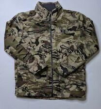 Under Armour Grit Barren Camo Mid Season Jacket Men's Large XL 1320252-999 $180