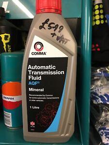 COMMA ATF AQF Automatic Transmission Fluid Mineral 1L GasGas TXT Beta gear oil