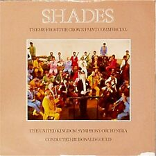 """UK SYMPHONY ORCHESTRA 'TRADES (CROWN PAINT COMMERCIAL)' UK PICTURE SLEEVE 7"""""""