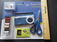 SEWING KIT REPAIR DRITZ for shirts pants crafts arts projects seam rips patches