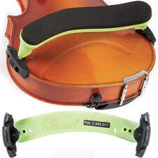 Everest Neon Green ES Series 1/4-1/10 Violin Adjustable Shoulder Rest