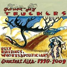 Drive-By Truckers / Ugly Buildings, Whores & Politicians – Greatest Hits / 2 LP