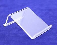 1 Clear Plastic Easel for Certified Coin Slabs from Pcgs Ngc Anacs Ang Ags
