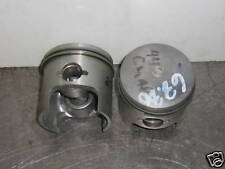 vintage chaparral 440  pistons and rings  20mm pin STD BORE SET OF TWO