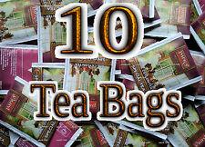 CEYLON TEA - 10 ENVELOPED TEA BAGS- IMPRA SPECIAL TEA -FREE 2 EARL GREY TEA BAGS