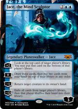 [1x] Jace, the Mind Sculptor - Foil [x1] Mythic Edition Near Mint, English -BFG-