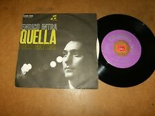 ENRICO INTRA - QUELLA - PIGRO MATTINO  / LISTEN -  RARE ITALIAN VOCAL LATIN JAZZ
