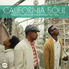 California Soul - Funk & Soul From The Golden State 1967-1976 (CDBGPD 298)