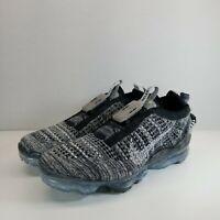 Nike Air Vapormax 2020 Flyknit Black White Oreo Shoes Size 6.5Y Women's 8