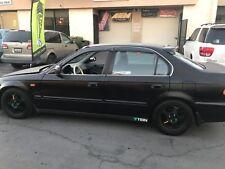 Original Speedzone Rear Roof Visor Civic 4dr 96 97 98 99 00 Ek Sedan