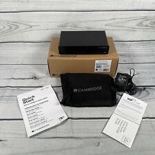 Cambridge Audio c10903 CP1 MM Phono Pre Amplifier Black HiFi Seperate UK Seller!