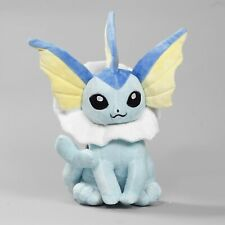 "Genuine Takara Tomy Pokemon N-43 Vaporeon 12"" Plush Doll Toy Japanese Import"