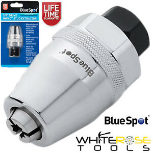 "BlueSpot Impact Stud Bolt Extractor Remover Socket Tool 3/8"" Drive 6-12mm"