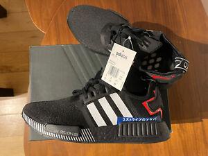 Adidas NMD R1 Japan Black UK9 US9.5 EU43 EF1734 *SOLD*