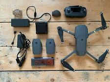 DJI Mavic Pro Quadcopter with Remote Controller And Combo Kit