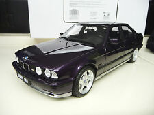 1:18 Otto Mobile BMW M5 E34 violet metallic Limited Edition SHIPPING FREE