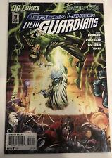 Green Lantern New Guardians #3 DC Comic