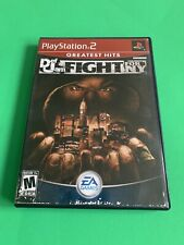 Def Jam: Fight for NY G.H. (PlayStation 2,PS2 )*CASE ONLY*~NO GAME/NO MANUAL!!