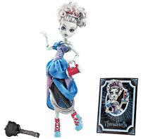 Monster High Frankie Stein SCARY TALES 'Frankierella' Sammlerpuppe SELTEN X4486