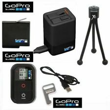 AADBD-001 GOPRO DUAL BATTERY CHARGER +BATTERY + REMOTE KIT FOR GOPRO HERO7 BLACK