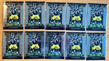 Mason Rudolph 2018 Select RC Lot Of (10) Pittsburgh Steelers