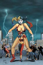 Hardlee Thinn The Savage She-Hulk #1 Alternate Edition Homage SR Comics Megacon