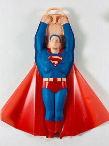 1954 RARE Transogram Flying Superman Toy #2 see photos ISSUES