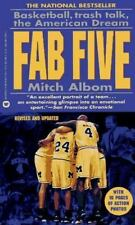 Fab Five: Basketball, Trash Talk, The American Dream-ExLibrary