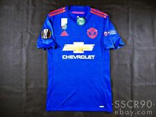 adidas Manchester United 16/17 BLUE adizero Player Jersey AI6663 Europa League