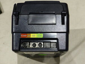 RDM EC7111F CREDIT CARD READER DUAL SIDED SCANNER W/ OUT POWER ADAPTER OR CORD