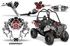 "Polaris Sportsman ""ACE"" ATV Graphic Kit Wrap Quad Accessories Decals CNSPRCY RED"