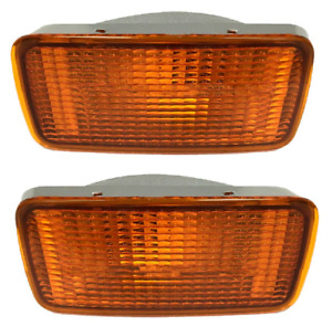 New Front Bumper Signal Lights FOR 2006-2011 Nissan UD 1800 2000 2300 2600 3300