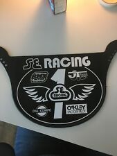 Old School Proto Plate BMX Number plate by NEAL Enterprises - SE RACING BMX