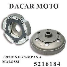 5216184 FRIZIONE+CAMPANA MALOSSI HONDA SH I 300 ie 4T LC euro4 2015-> (NF05E)
