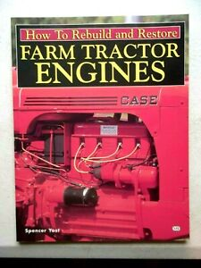 How to Rebuild and Restore Farm Tractor Engines [Motorbooks Workshop]