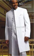 White Men's Wedding Suits Formal Tailcoat Groom Man Best Man Suits Man Blazers
