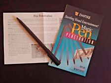 PEN PENETRATION - EMPIRE MAGIC new with directions