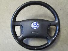 Multifunktion Lederlenkrad Airbag Lenkrad VW Golf 4 Passat 3B 3BG 3B0419091BT