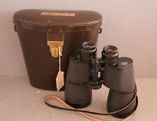 Carl Zeiss 15x60 Porro Prism Binoculars Made in Germany 835543 w/Case (20539)