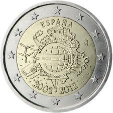 España 2012 UME decenal unión monetaria